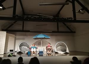 Na Rogoznici je gostovala dramska sekcija KUD Gaj Zgornja Polskava
