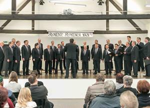 Pevci MoPZ so s koncertom zaključili letošnje kulturno dogajanje na Rogoznici