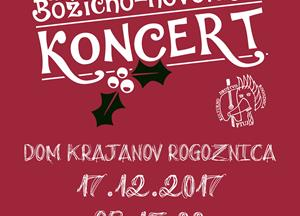 Vabilo na božično-novoletni koncert MoPZ