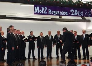 MoPZ KD Rogoznica je proslavil 20 let delovanja